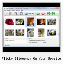 Flickr Slideshow On Your Website Save Flickr Images Spaceball