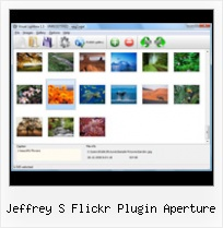 Jeffrey S Flickr Plugin Aperture Embed Flickr Slideshow Hide Thumbnails