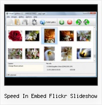 Speed In Embed Flickr Slideshow Zoom Flickr Photostream