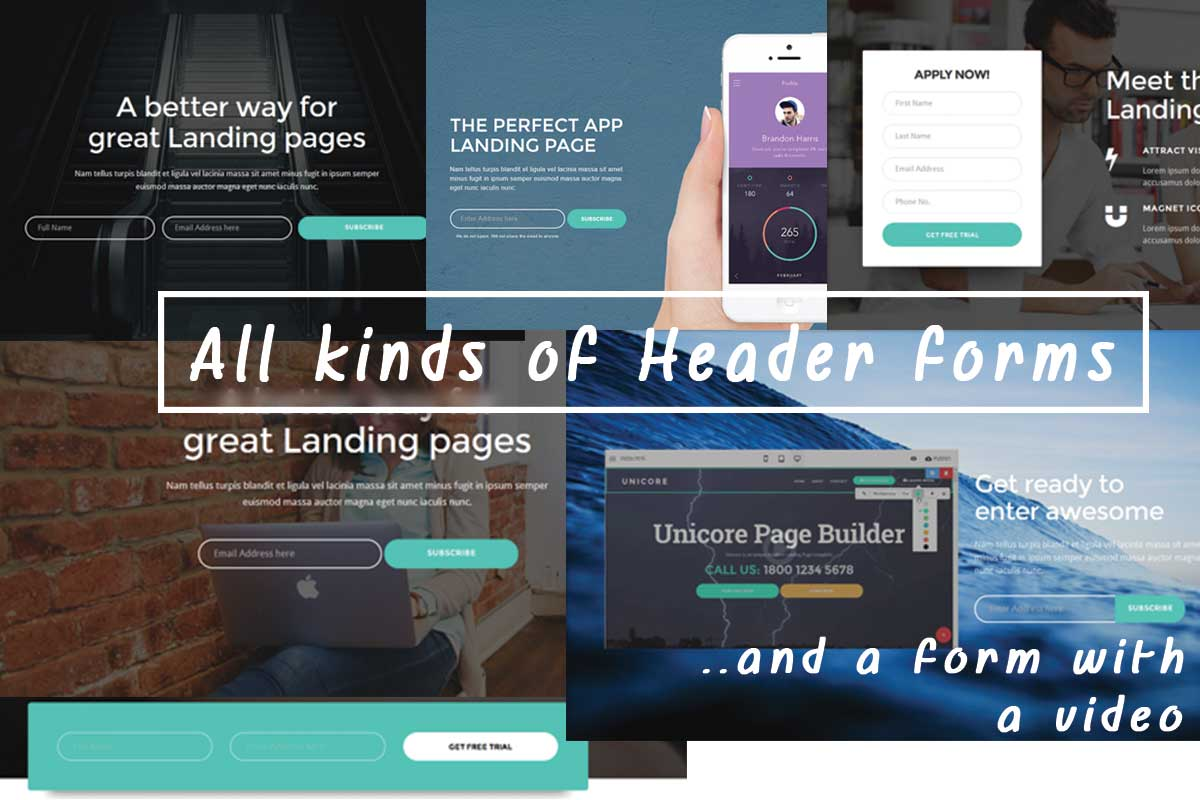 Bootstrap Responsive Theme