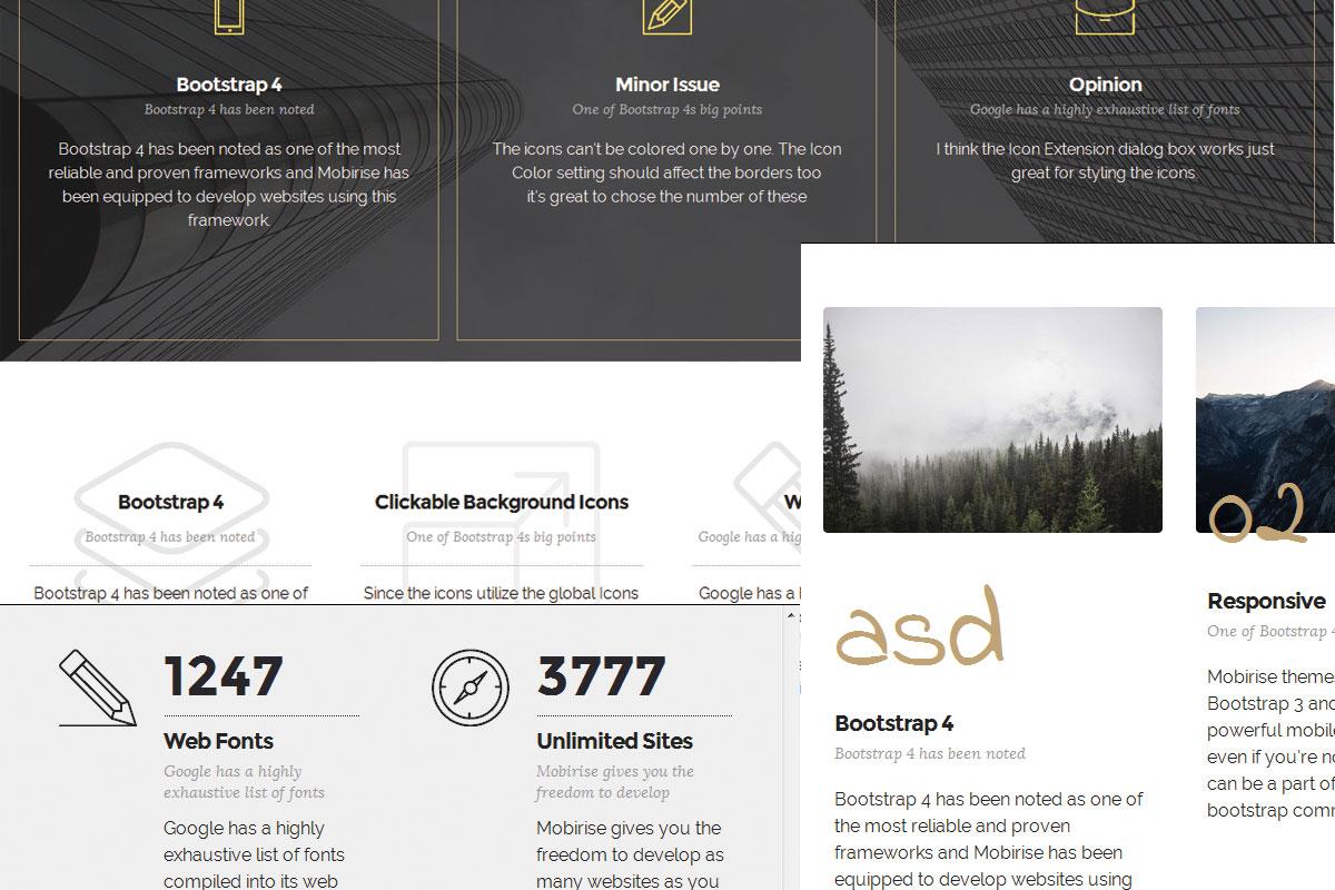 HTML5 Responsive Website Creator Software