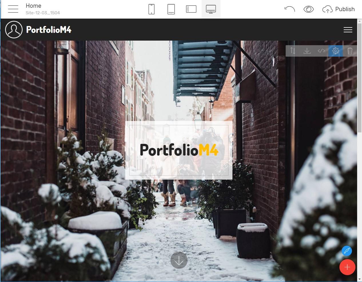 Website Generator